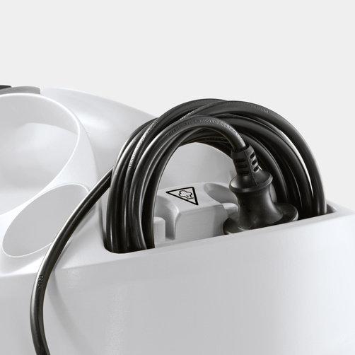Compartiment integrat pentru depozitarea cablului