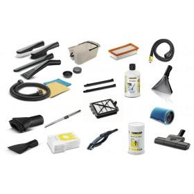 Accesorii pentru aspiratoare multifunctionale