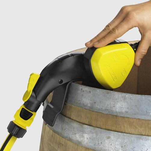 Переключатель вкл/выкл встроен в поплавковый выключатель