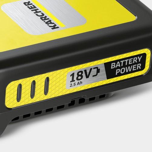 Baterie de 18 V care poate fi schimbată