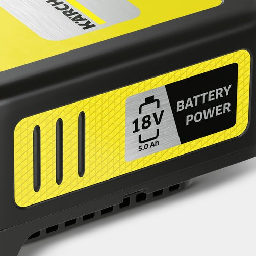 Аккумуляторная батарейная платформа Kärcher Battery Power 18 В