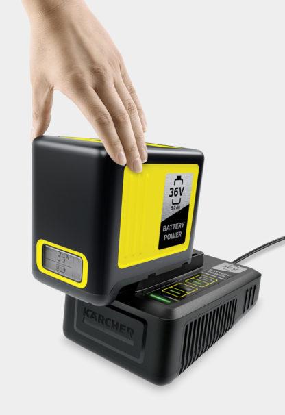Starter kit Battery Power 36/50