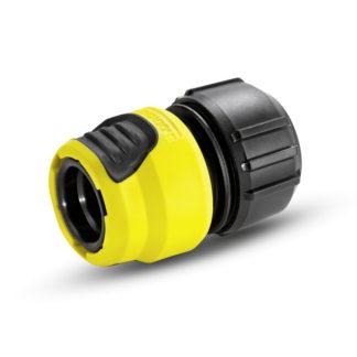 Универсальный коннектор Plus 1/2-5/8-3/4 с аквастопом