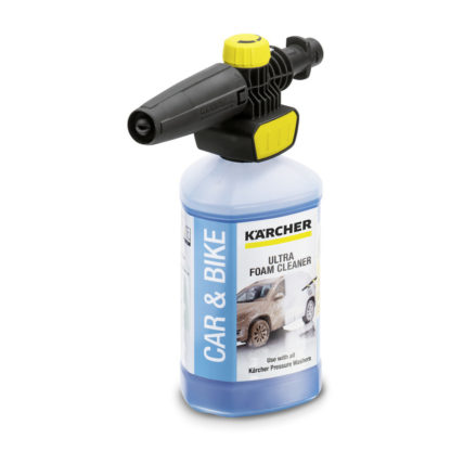 Duza de spumare FJ 10 C Connect 'n' cu detergent auto 3 în 1