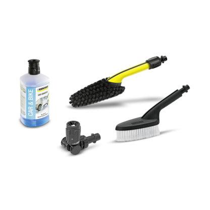 Set de accesorii pentru curatarea bicicletelor
