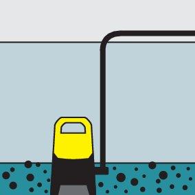 Pompa submersibila pentru apa murdara SP 5 Dirt