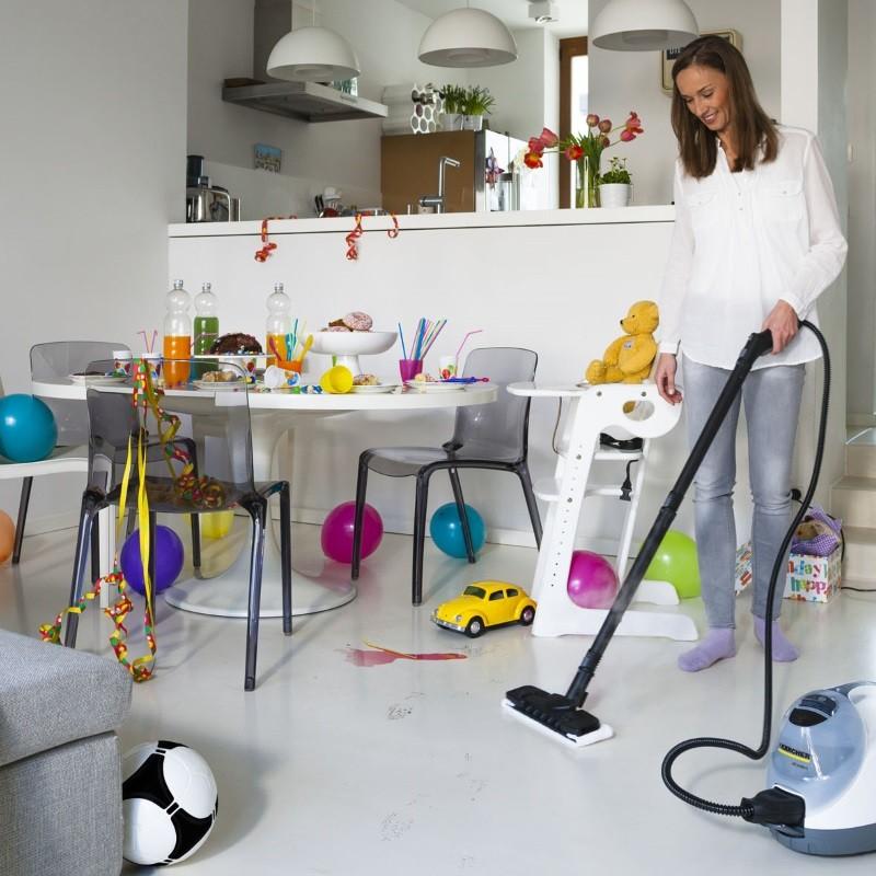 Ce este aparatul de curațat cu aburi?