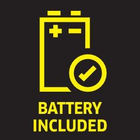 Хозяйственный пылесос Karcher WD 3 Battery Set