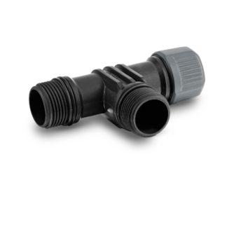 adaptor de racordare cu 2 cuplaje pentru pompe