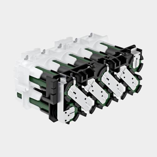 Мощные литий-ионные аккумуляторные элементы